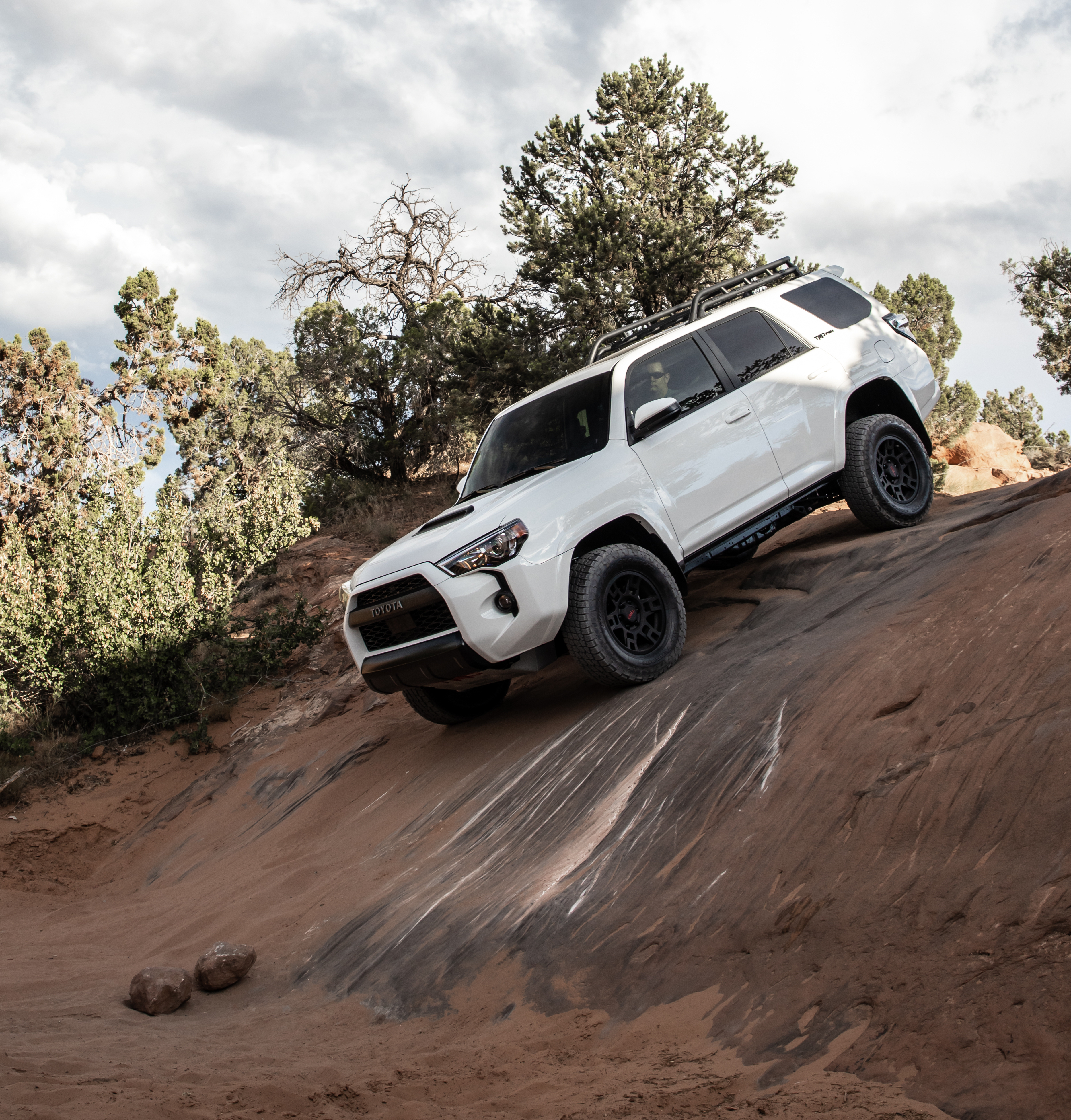 2020 Toyota 4runner Updated More Tech The Intelligent Driver