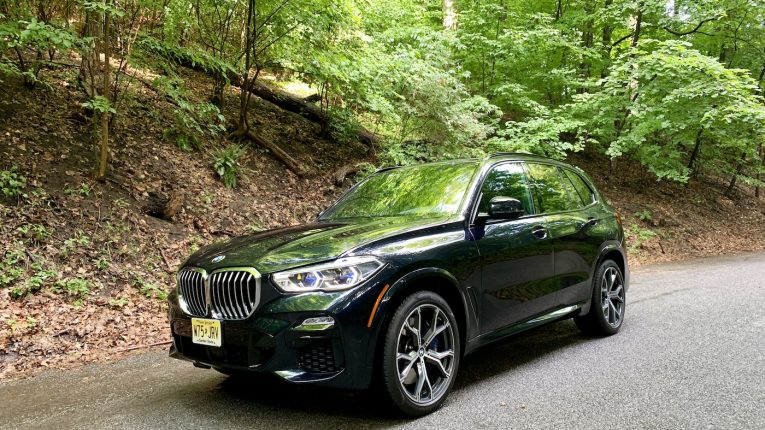 Road Test 2019 Bmw X5 50i Xdrive The Intelligent Driver