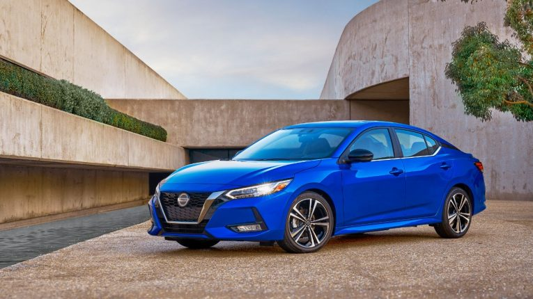 Redesigned 2020 Nissan Sentra Unveiled The Intelligent Driver