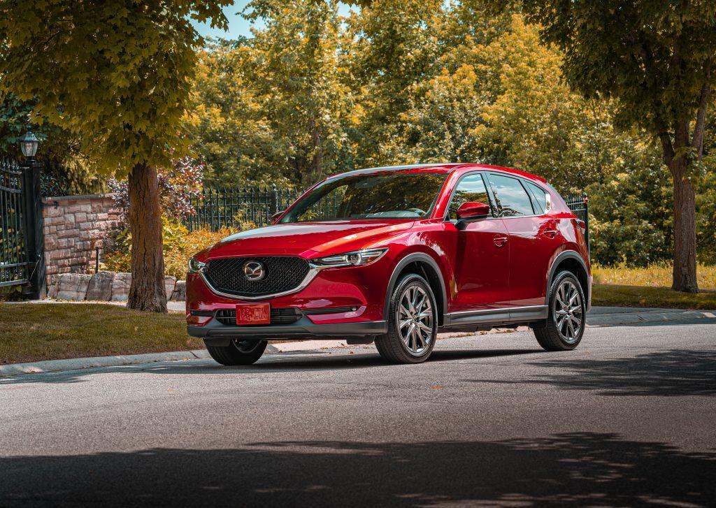 2020 Mazda CX-5 Updated, Standard I-Activsense