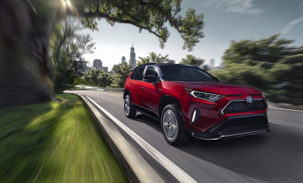 2021 Toyota RAV4 Prime Plug-In Hybrid Unveiled - The ...