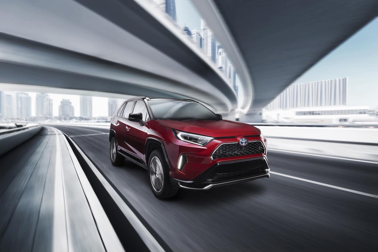 2021 Toyota Rav4 Prime Plug In Hybrid Unveiled The Intelligent