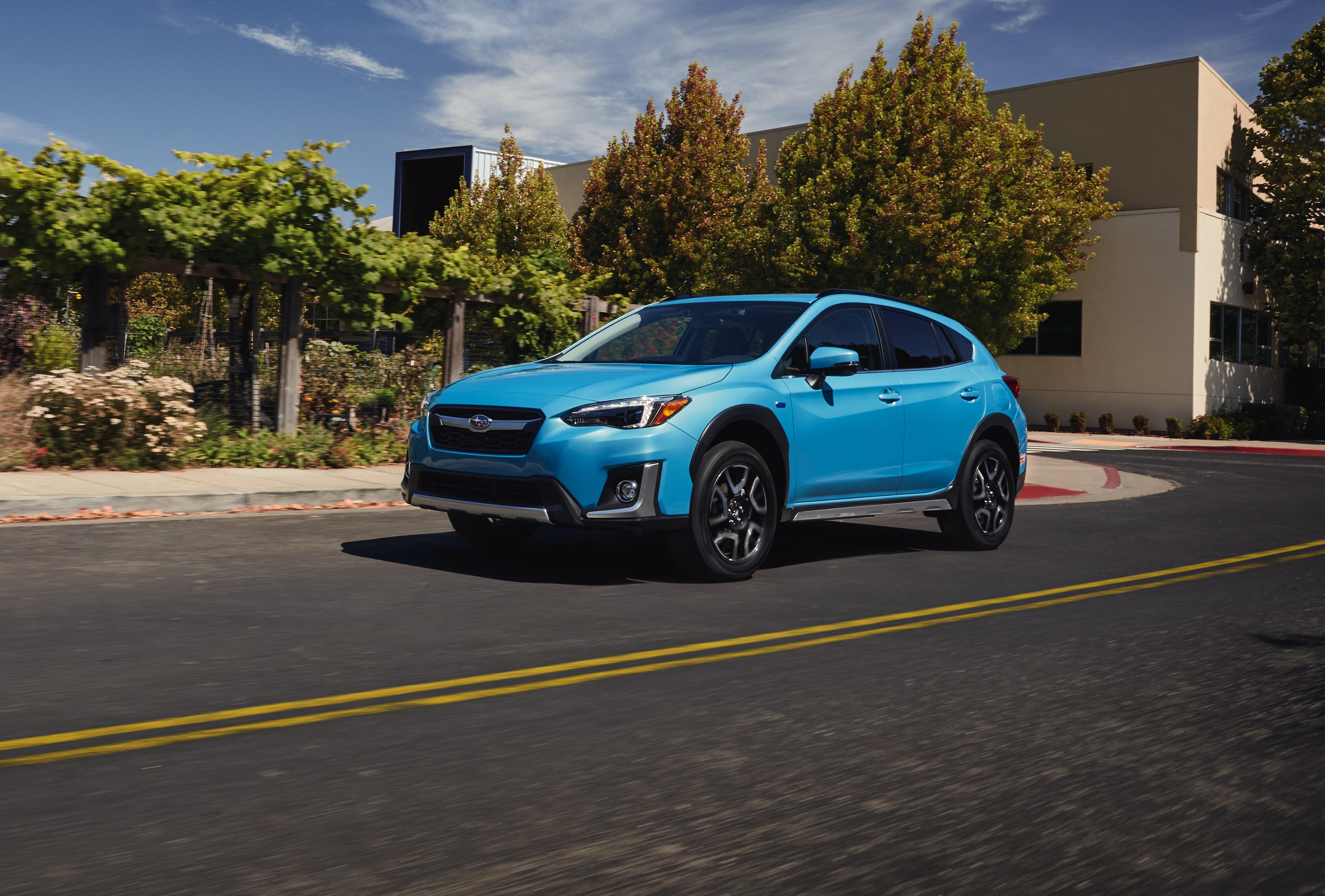 Subaru Prices 2020 Crosstrek And Crosstrek Hybrid The Intelligent Driver