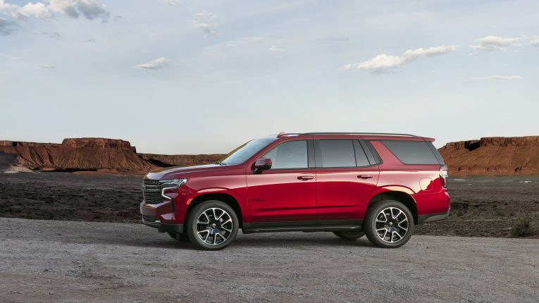 2021 Chevy Tahoe And Suburban Arrive Summer 2020 The Intelligent Driver