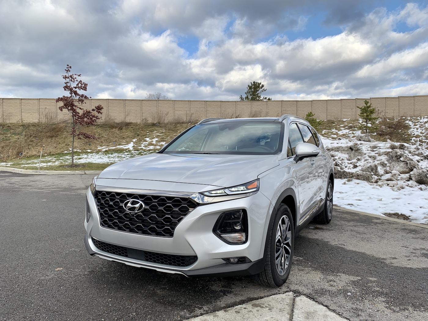 Road Test 2020 Hyundai Santa Fe Limited 2 0t The Intelligent Driver