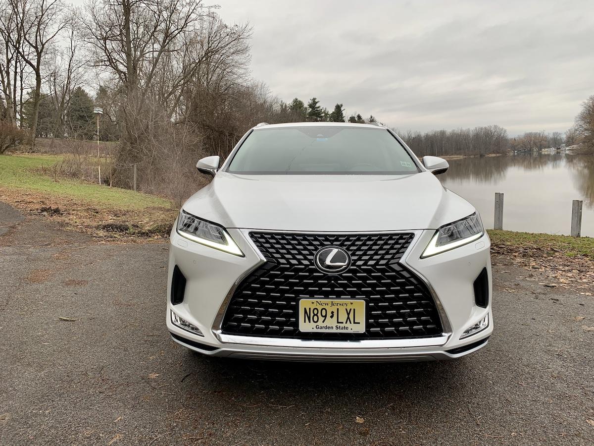 2020-Lexus-RX-350L-06 - The Intelligent Driver