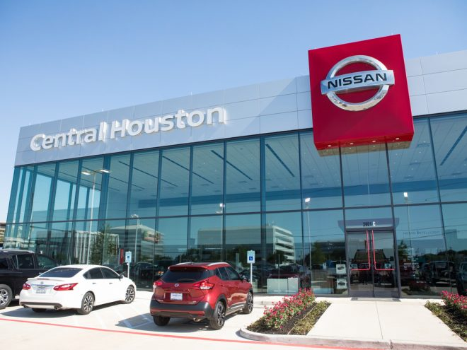 Nissan Switch Houston