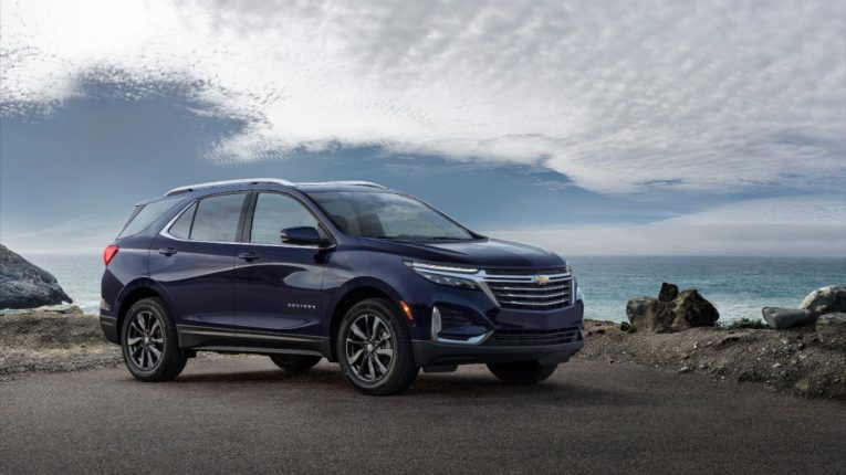 2021 chevrolet equinox updated  the intelligent driver