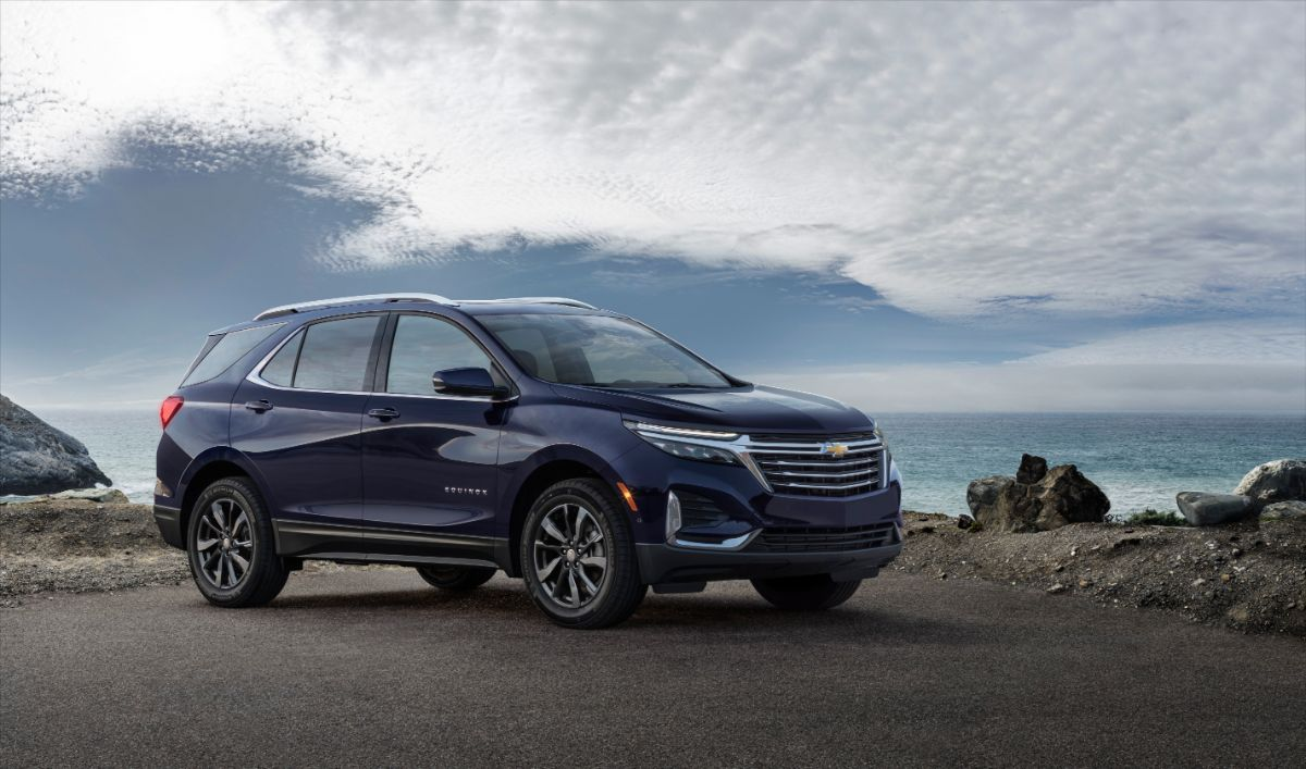 2021 Chevrolet Equinox Updated - The Intelligent Driver