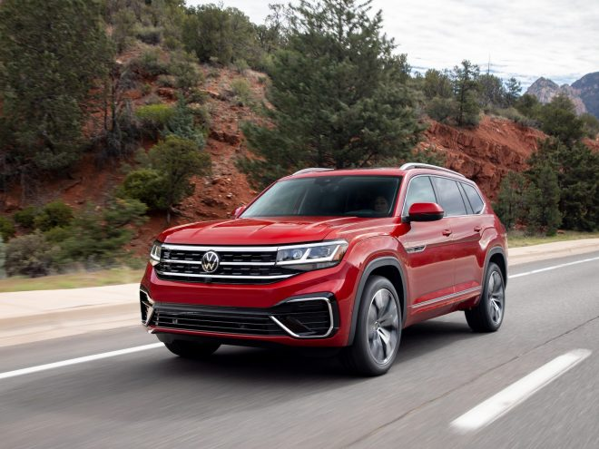 2021 VW Atlas