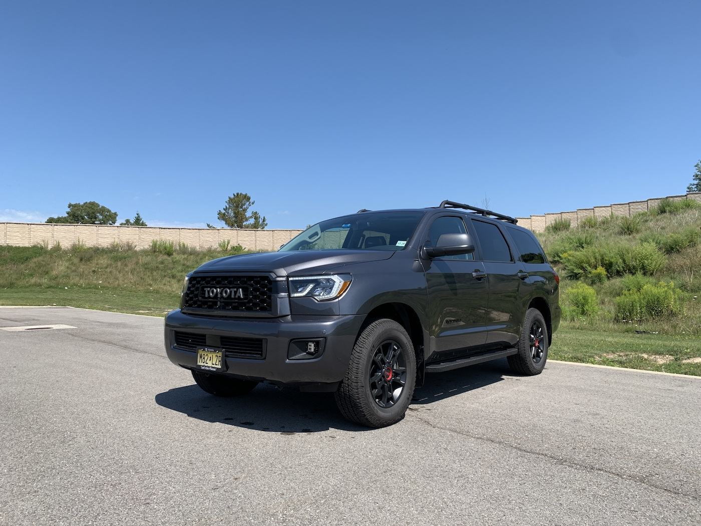 Road Test 2020 Toyota Sequoia Trd Pro The Intelligent Driver