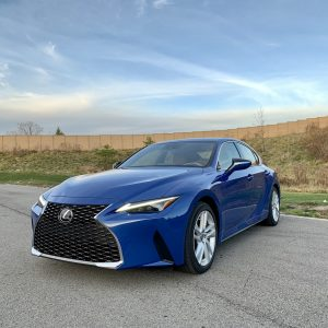 2021 Lexus IS 300 AWD